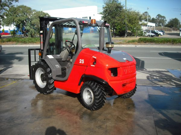 Manitou MH25-4 All Terrain Buggie 4.3m Unit 639