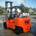 Nissan FO4G4OUT Forklift 4.5m Unit 805 For Sale - Scotties Forklifts - Coopers Plains, Brisbane