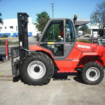 Manitou MX 50-4 Forklift 3.7m Unit 811, Scotties Forklift Hire and Sales, Coopers Plains, Brisbane