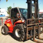 Manitou MX 50-4 Forklift 3.7m, Unit 811 Scotties Forklift Hire and Sales, Coopers Plains, Brisbane