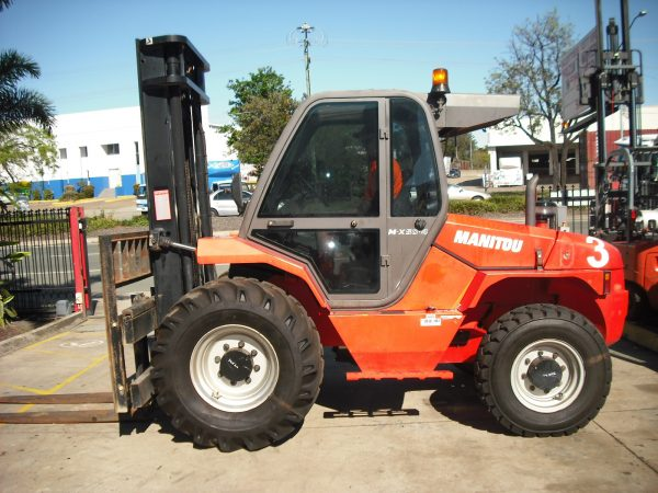 Manitou MX 50-4 Forklift 3.7m, Unit 811 Scotties Forklift Hire and Sales, Coopers Plains, Brisbane