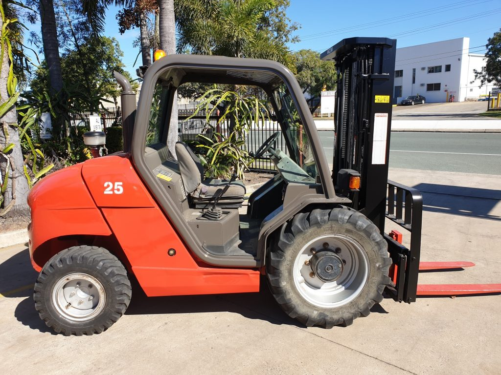 Manitou MH25 Forklift -4 Buggie For Sale | Scotties Forklift Hire, Coopers Plains