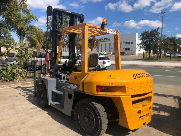 TCM-FD70 Forklifts for Hire - Scotties Forklift Hire, Coopers Plains, Brisbane