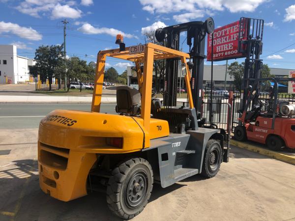 TCM-FD-Forklifts for Hire Scotties Forklift Hire Brisbane